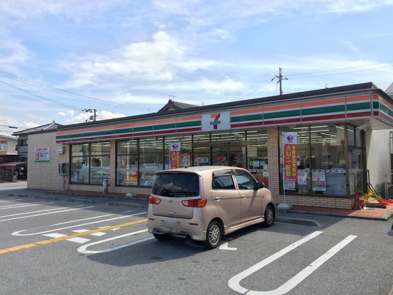 セブンイレブン 平田小学校前店