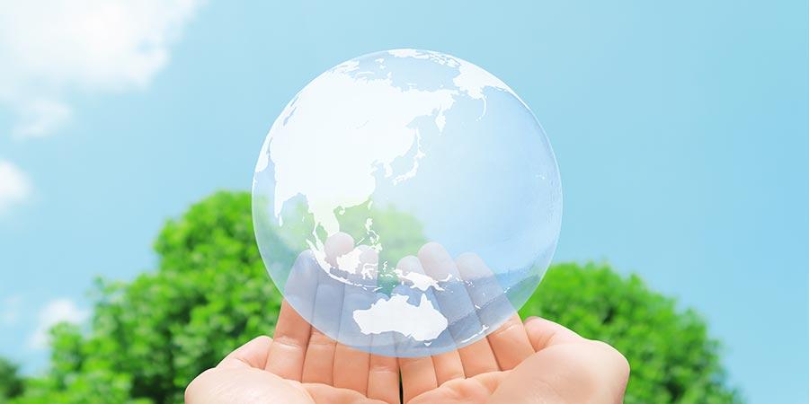 地球温暖化について